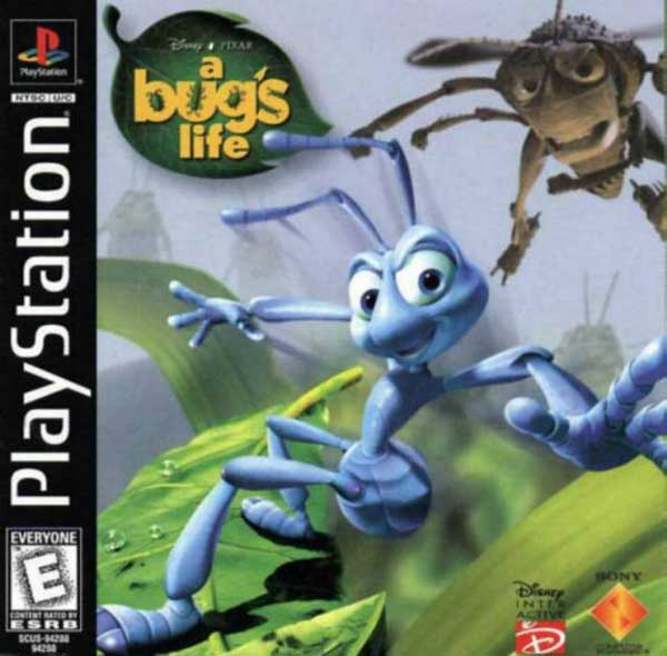 Disney's A Bug's Life [U] Front Cover